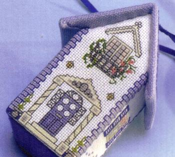 Изделия с вышивкой крестиком