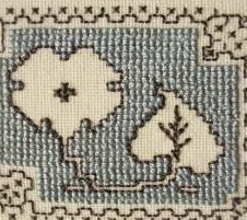Ассизская вышивка