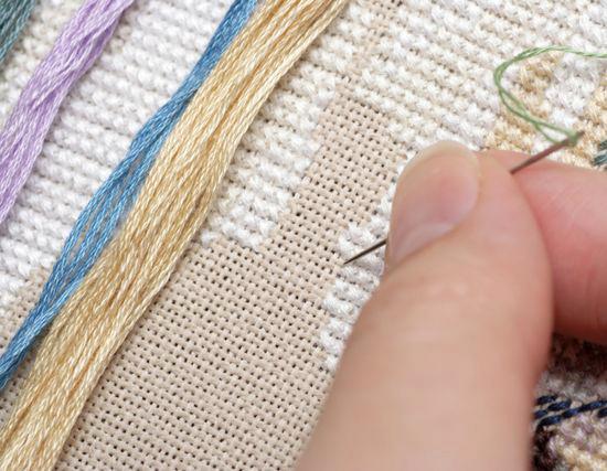 мнений о вышивке крестиком