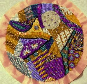 бисерная вышивка