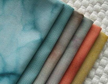 Вышивка крестиком какую ткань