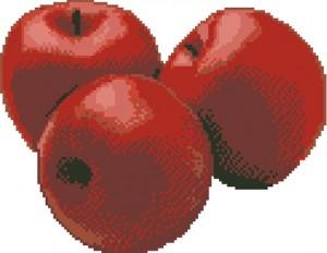 Схема Три яблока