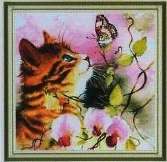 Схема Наблюдая за бабочкой