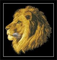 Схема Голова льва