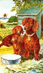 Схема Собаки (Wiehler 128)