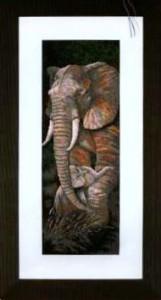 Схема Панель Слоны