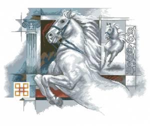 Схема Лошадь (The Emperor)