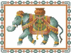 Схема Индийский слон