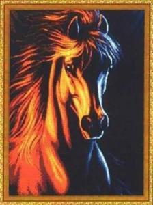 Схема Лошадь (Golden Ice)
