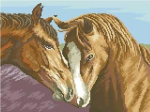 Схема Лошади