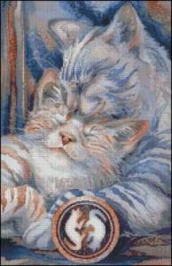 Схема Кошки Кинкейд