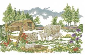 Схема Овцы