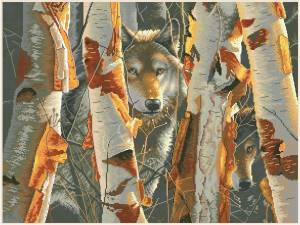 Схема Волк (The Guardian)