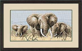 Схема Слоны (Power of the Serengeti)