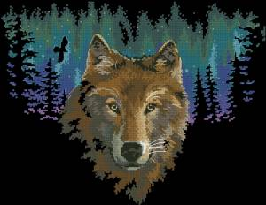 Схема Волк (Night Eyes)