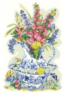 Схема Цветочная роскошь (Floral Splendour)