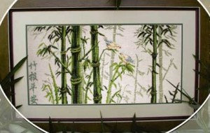 Схема Бамбук