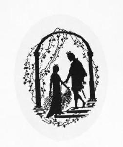 Схема Пара в арке / Wiehler Couple in Arbor