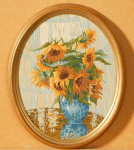 Схема Подсолнухи / Wiehler 2708-0 Sunflowers