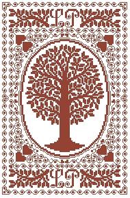 Схема Сара / L'arbre de Sara