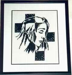 Схема Портрет женщины