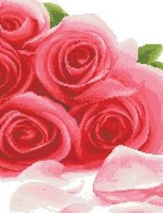 Схема Розы (триптих) Часть 3