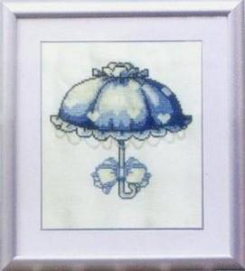 Схема Зонтик