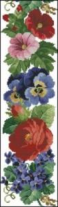 Схема Панель цветочная