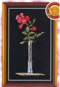 Схема Розовая элегия