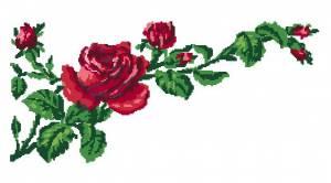 Схема Угловая роза