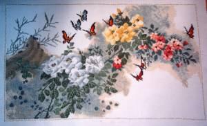 Схема Ранняя весна