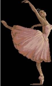 Схема Страсть танца / Passion of Dance