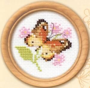 Схема Круг Бабочка