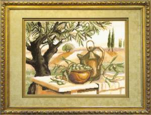 Схема Оливковая ветвь