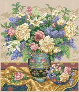 Схема Восточное великолепие / Oriental Splendor