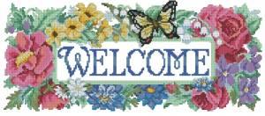 Схема Добро пожаловать / Welkome