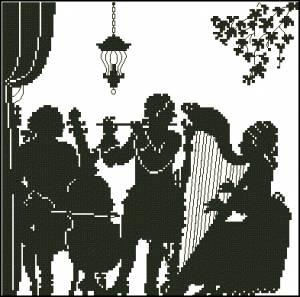 Схема Музыкальная палата