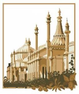 Схема Имперский Дворец / Imperial Palace