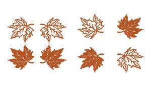 Схема Листья