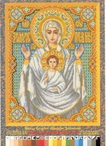 Схема Икона Знамение