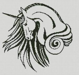 Схема Единорог