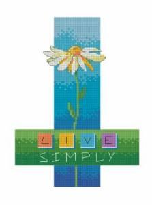Схема Просто жить / Live simply