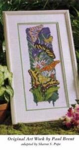 Схема Бабочки Исландии 1
