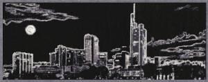 Схема Ночной город