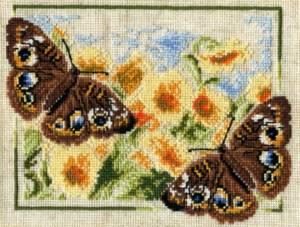 Схема Бабочки в рамке