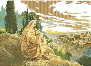 Схема Иерусалим