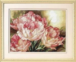Схема Трио тюльпанов