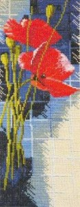 Схема Летние цветы