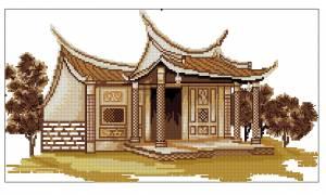 Схема Храм дракона