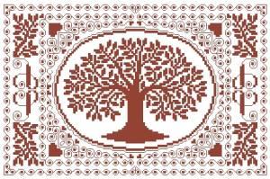 Схема Лиза / L'arbre de Lisa